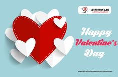 This #ValentinesDay  Share Love, Spread Happiness & Make Memories... #Stratton wishes you a very #HappyValentinesDay