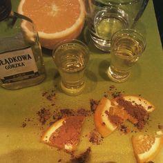 Żołądkowa gorzka z figą na święta. Do tego pomarańcza i gorzkie kakao.  #zoladkowazfiga #nowazoladkowazfiga #zoladkowagorzka https://instagram.com/p/1IhUWTPrYh/