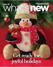 Avon Brochure Avon Brochure, Whats New, Joy, Seasons, Christmas Ornaments, Holiday Decor, Home Decor, Decoration Home, Room Decor