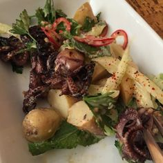 """Ethan Stowell's """"How to Cook at Wolf"""" is fresh and rustic in Upper Queen Anne (photo by www.ittybittyfoodies.com)"""