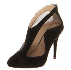 Lucy mesh detail shoe