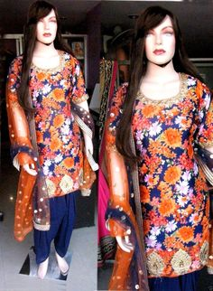 Readymade Designer Indian salwar kameez size 40 Punjabi Patiala Bollywood suit  #Handmade #SalwarKameez Lehenga, Sarees, Bollywood Suits, Modern Saree, Indian Salwar Kameez, Bridal, Elegant, Stylish