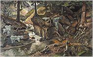 Art - Robert Gober Organizes a Retrospective of Charles Burchfield - NYTimes.com