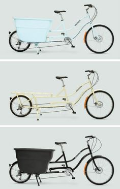 cargo bicycles. great for street vendors