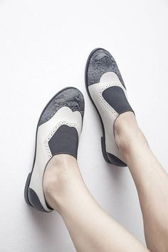 0b3f8cbec35 Jekyll Hyde - Black White - FREE SHIPPING - Handmade Leather Women Flat Shoes  2018 Summer Collection. Sandals 2018 ...