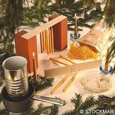 Beeswax Candle Making with Candle Dipping Beeswax Candles, Diy Candles, Candle Wax, Candle Decorations, Making Candles, Homemade Candles, Taper Candles, Scented Candles, Cold Water Bath