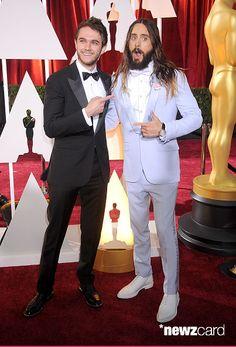 Oscars 2015 - Zedd