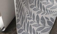 Designers Guild Odhni Graphite wallpaper from SS14 Surabaya Wallcoverings