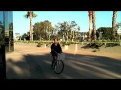 Linda Rides a Bike!