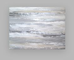 RESERVED. Original Acrylic Abstract Painting by OraBirenbaumArt, $265.00