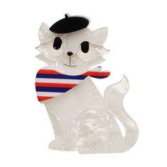 Farrah the French Kitty v2