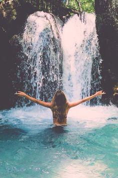 See a Waterfall