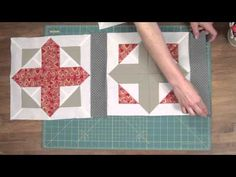 Quilty: How to add sashing to your quilt block