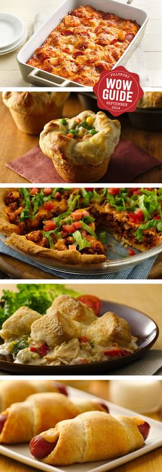 All of these amazing meals have 5 ingredients or less!