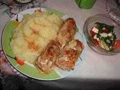 Bravčové mäsko so syrom a šunkou - Recept pre každého kuchára, množstvo receptov pre pečenie a varenie. Recepty pre chutný život. Slovenské jedlá a medzinárodná kuchyňa