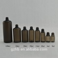 pharmaceutical package factory PET cobalt blue plastic bottle 10ml plastic bottle for cosmetic