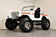 For Sale: Stunning 1980 Jeep CJ7 Renegade Restomod — eBay Motors