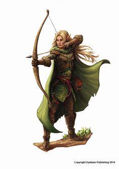 Warband - Elf by joeshawcross on DeviantArt
