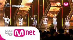 에이핑크_붉은노을 (Flaming sunset by Apink of M COUNTDOWN 2014.05.15)