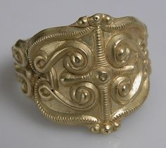 Ring, Celtic (France) 4th-5th Century BC