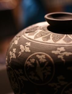 Korean pottery 한국 도자기