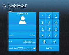 You have heard the calls through internet from computers but now with this possibility we are providing you the cheaper calls through mobile phone too which is popularly known as Mobile VoIP. Instead of using those devices to make calls that you are using already, you should move on to the new generation of making calls with Mobile VoIP Software. So in contact with us and get the superb international calls within the cheapest rates with all high tech facilities.