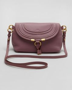 Marcie Pouchette Crossbody Bag by Chloe at Neiman Marcus.