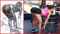 Michelle Lewin- Entrenamiento de Piernas | Fitness Body