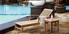 Superbly crafted teak garden furniture adds beauty and elegance to any garden. It is also a symbol of luxury and affluence. Garden furniture may be permanent or temporary.