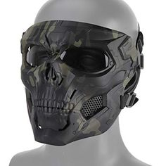 Airsoft Gear, Tactical Gear, Hunting Clothes, Hunting Gear, Halloween Masks, Halloween Cosplay, Sci Fi Armor, Movie Props, Paintball