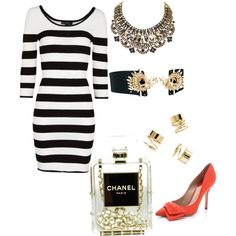 Mono, created by char2709 on Polyvore