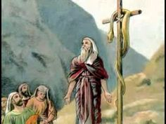 A Bíblia pela Bíblia: As serpentes ardentes e a serpente de metal.