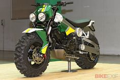 One of the surprise announcements at EICMA, the world's biggest motorcycle show, was the launch of Caterham Bikes. It's a new two-wheeled division from the group that owns the sportscar company and F1 team. The Brutus 750 is a pitched as a multi-purpose bike that works both on- and off-road, and we're told it will…