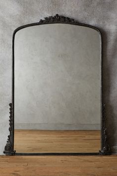 Mirror Above Couch, Mirror Over Fireplace, Huge Mirror, Black Mirror, Diy Mirror, Large Mirrors, Entryway Mirror, French Mirror, Bronze Mirror
