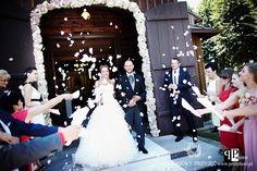 5. Butterfly Wedding,Petals of flowers / Motylkowe wesele,Płatki kwiatów,Anioły Przyjęć