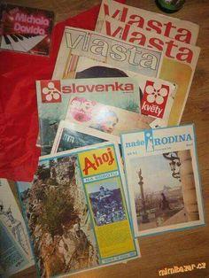 Retro 2, Magazines, 1, Memories, Bratislava, Film, Czech Republic, Historia, Nostalgia