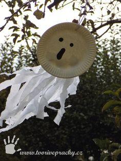 papírový duch