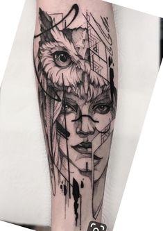 Behind Ear Tattoos, Leg Tattoos, Arm Tattoo, Body Art Tattoos, Tattoos For Guys, Sleeve Tattoos, Atlas Tattoo, Tattoo Banner, Lioness Tattoo