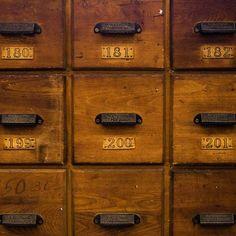 drawers + hardware
