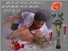 *** DOBRANOC CI MÓWIĘ KOCHANIE **** - YouTube Romance And Love, Photo Poses, Family Photos, Words, Videos, Funny, Movie Posters, Youtube, Romantic Love Pictures