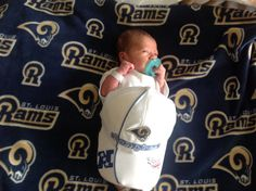 Ram since birth!