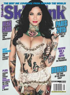 7 Best Magazine [inked] images | Magazine covers, Cool magazine ...