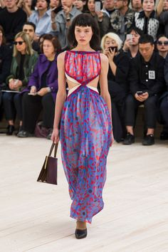 All the Looks from the Celine Spring Summer 2017 Show