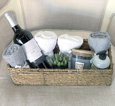 Jessica Beggins I love making closing gift baskets for my clients. - Jessica Beggins I love making closing gift baskets for my clients. I think its a nice touch and my - Housewarming Gift Baskets, Wine Gift Baskets, 5 Senses Gift, Real Estate Gifts, Realtor Gifts, Client Gifts, New Home Gifts, Wine Gifts, Wine Presents