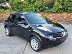 2012 Nissan Juke 1.6 Acenta Western Cape Paarl_0