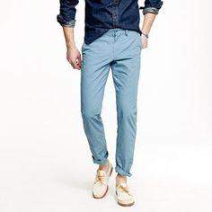 Lightweight chino in urban slim fit - lightweight chino - Men's pants - J.Crew