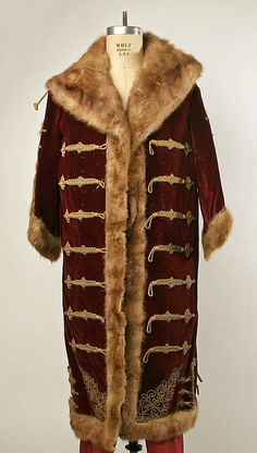 Hungarian Costume Date: 1850–1900