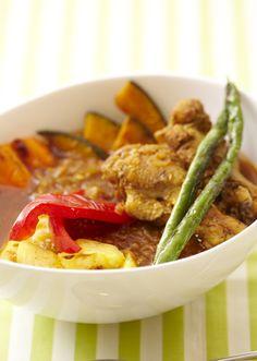 北海道スープカレー のレシピ・作り方 │ABCクッキングスタジオのレシピ | 料理教室・スクールならABCクッキングスタジオ