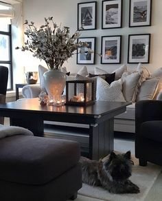 """""""You just moved into your starter home. Pick a living room"""" Decor Interior Design, Interior Decorating, Starter Home, Beautiful Space, Accent Decor, Entryway Tables, Living Room Decor, New Homes, House Design"""