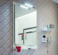 Spot F18 Led Sonia Pour Miroir De Salle Bain
